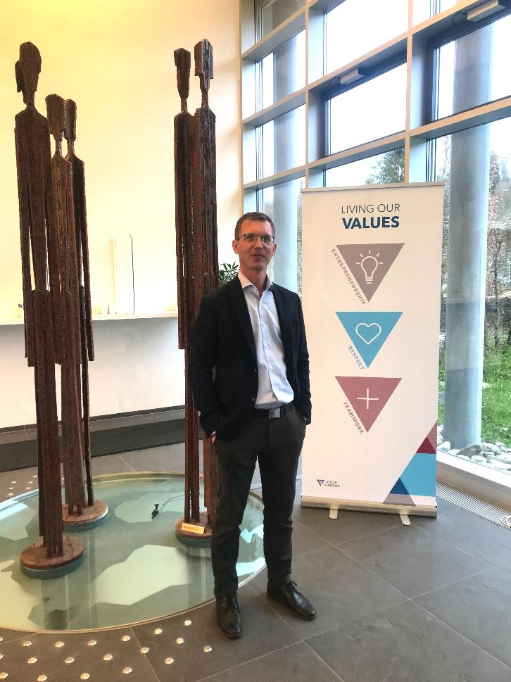 Vifor (International) AG, Herr Manuel Senn
